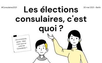 Les élections consulaires, c'est quoi ?